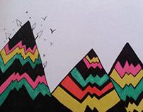 ILUSTRACIÓN - Marcadores Cubre Color