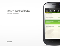 United Bank Of India - Android & Windows Phone 7 App