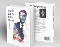 Ronald Reagan Book Jacket