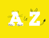 A-Z Animal Book