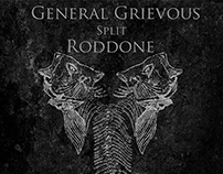 CD General Grievous & Roddone Split