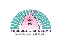 Logo Ferme Auberge de Bunehou
