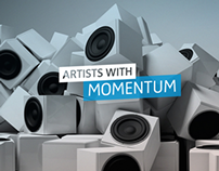 Sennheiser Momentum Website