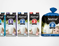 Natrel | Packaging