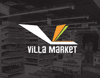 VILLA MARKET: Environmental Graphic Design