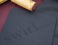 Swirl Winebar Identity