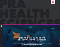 PRA Health Sciences Corporate Website
