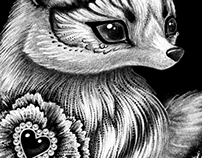 Lisichka (tiny fox)
