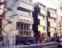 Residential blocks Vita
