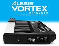 Alesis Vortex Wireless (2014)