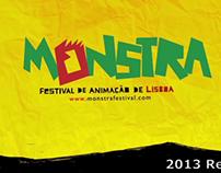 Monstra - Retrospetiva 2013/2014