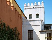 Calle de la Judería, Sevilla(Spain)