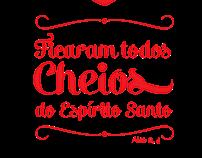 Camiseta | Cartaz IX Encontrão Água Viva - Goiás