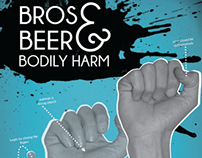 BROS, BEER & BODILY HARM