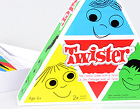 Twister Game Redesign