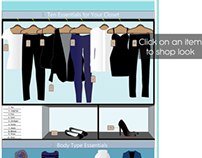 Wardrobe Assistance for Problem-Solving Shoppers