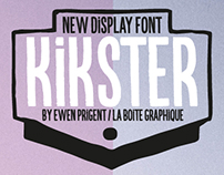 Kikster (typography)