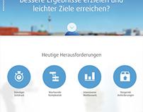Haufe Akademie - Campaign Page