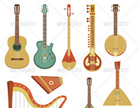 Stringed Musical Instruments