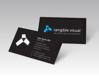 Tangible Visual Brand Identity