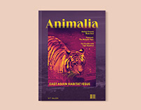 Animalia | Magazine Concept