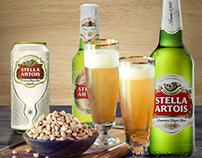 Contracapa Stella Artois