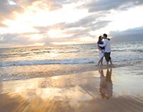 A Beautiful Maui Vow Renewal: Wailea Beach Maui