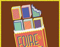 poster Foire du Livre de Bruxelles 2014 (proposition)
