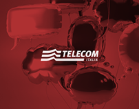 Telecom Italia - Digital Rebranding
