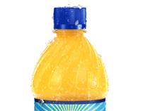 3D Pepsi Tampico Soft Drink