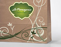 la Fromagerie: Logo & more 2009