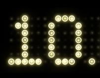 10 Second Light Scoreboard Countdown