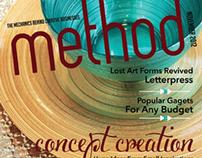METHOD MAGAZINE