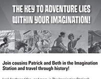 Adventures in Odyssey Print Ad
