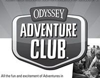 Odyssey Adventure Club Print Ad