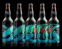Serpent Cider: Branding & Packaging Design