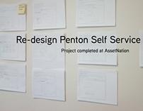 Penton Self Service Tool