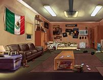 Chozen: Ricky's House
