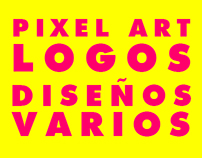 PIXEL ART | LOGOS | DISEÑOS VARIOS