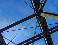 MAGYAN CREATIVE: Steel Here Bridge