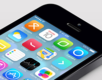 iOS 7 Concept Icons
