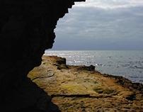"""""""entre el mar y la roca"""""""
