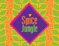 Spice Jungle Branding