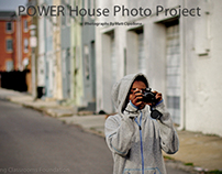 Living Classrooms: Photo Project at POWER House