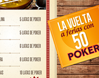 Serie Web Reality - La Vuelta a Ferias con 50 Poker