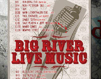 Big River Music Calendar