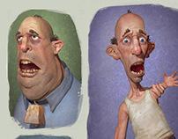 3 Weirdos