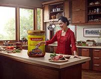 Sambal Terasi Indofood Campaign