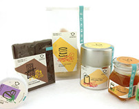 Pairings - Tea and other goods line