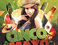 Cinco De Mayo Vol 5